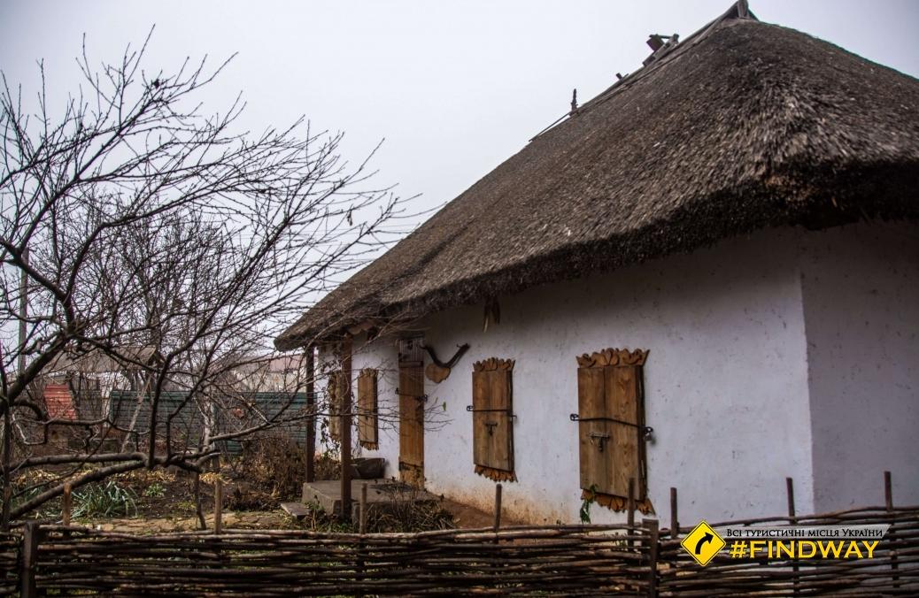 Українська хата, Нерубайське