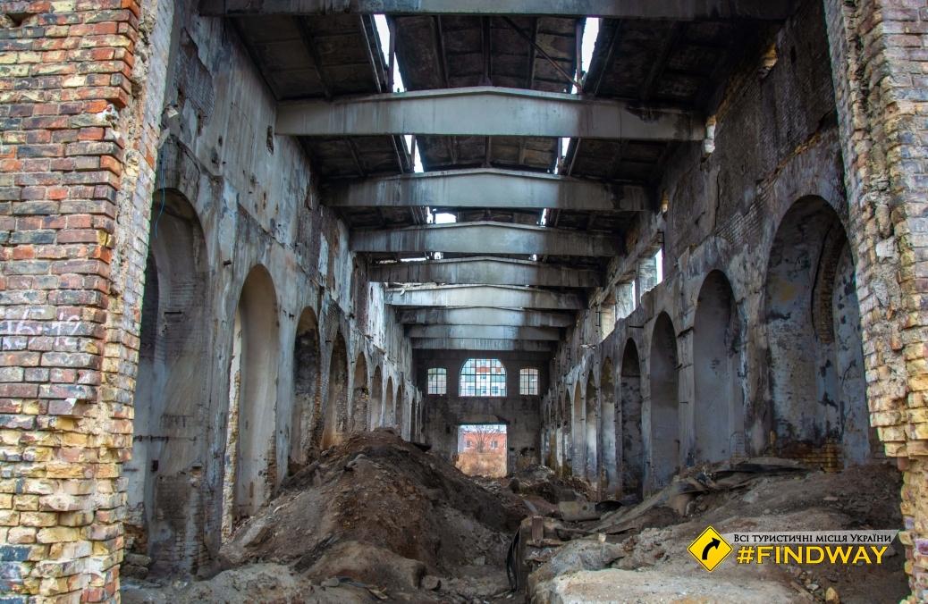 Krayan, abandoned carriage repair workshop by Unhernshternberha, Odesa