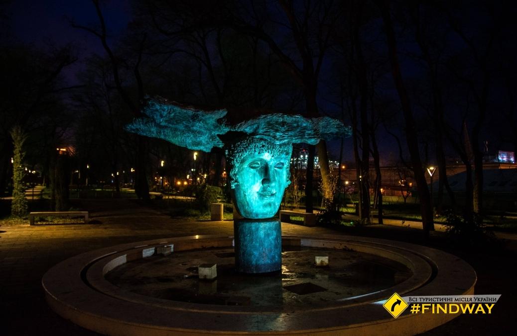 Greek Park, Odessa