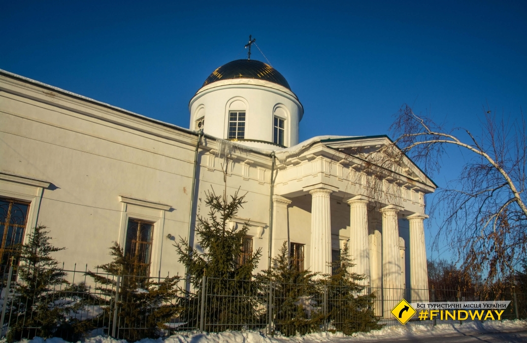 Holy Protection Church, Chuguyiv
