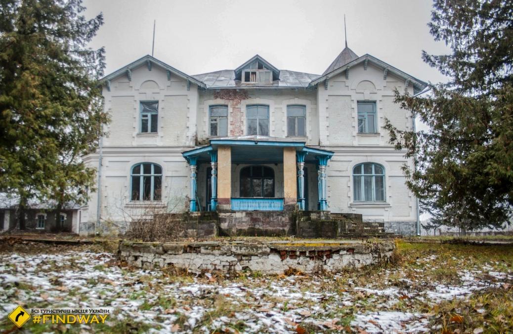 Weber Manor, Pervukhinka