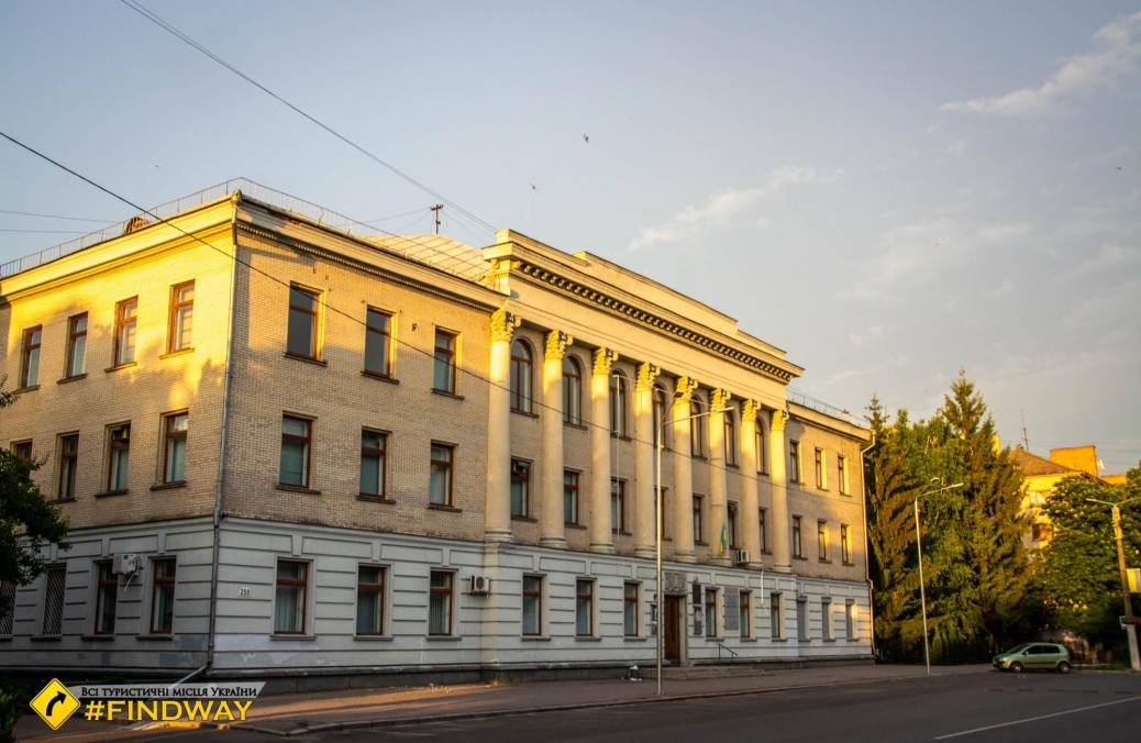 Черкасский музей искусств, Черкассы