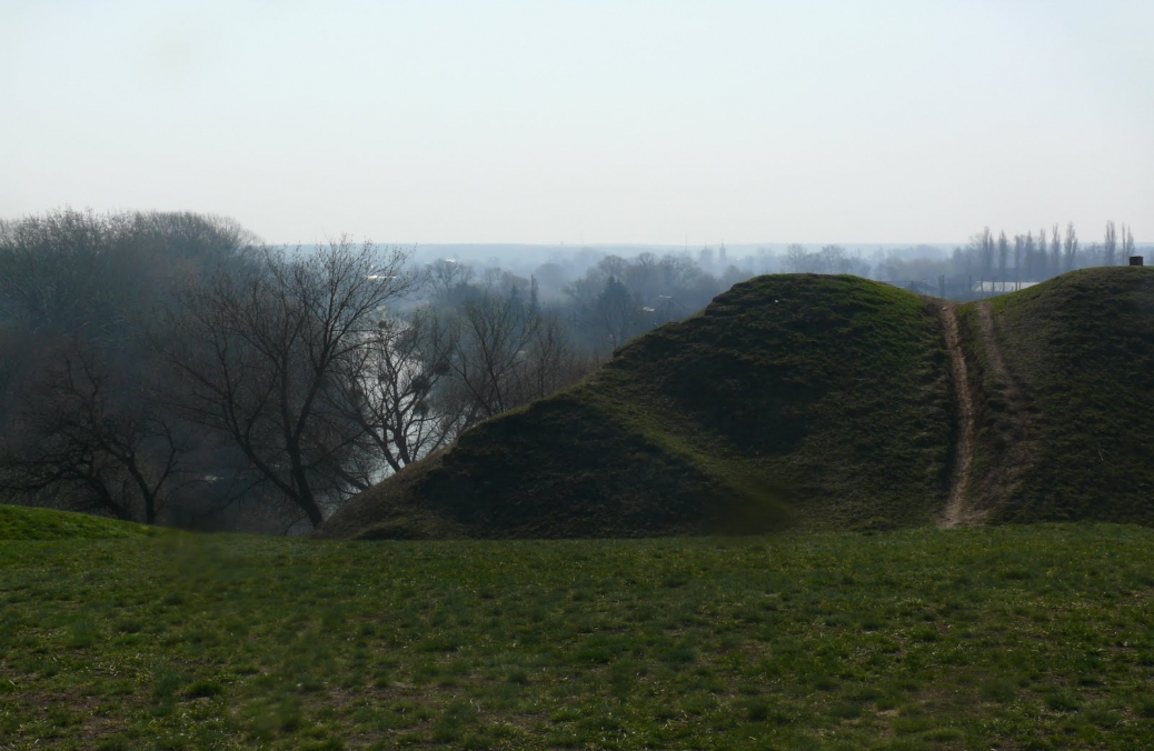 "Ancient settlement ""Donets"" in Kharkiv"
