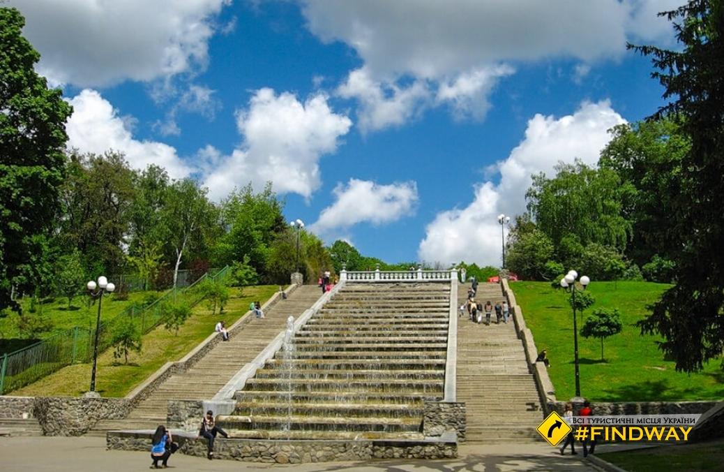 T.G. Shevchenko Central Park, Kharkiv