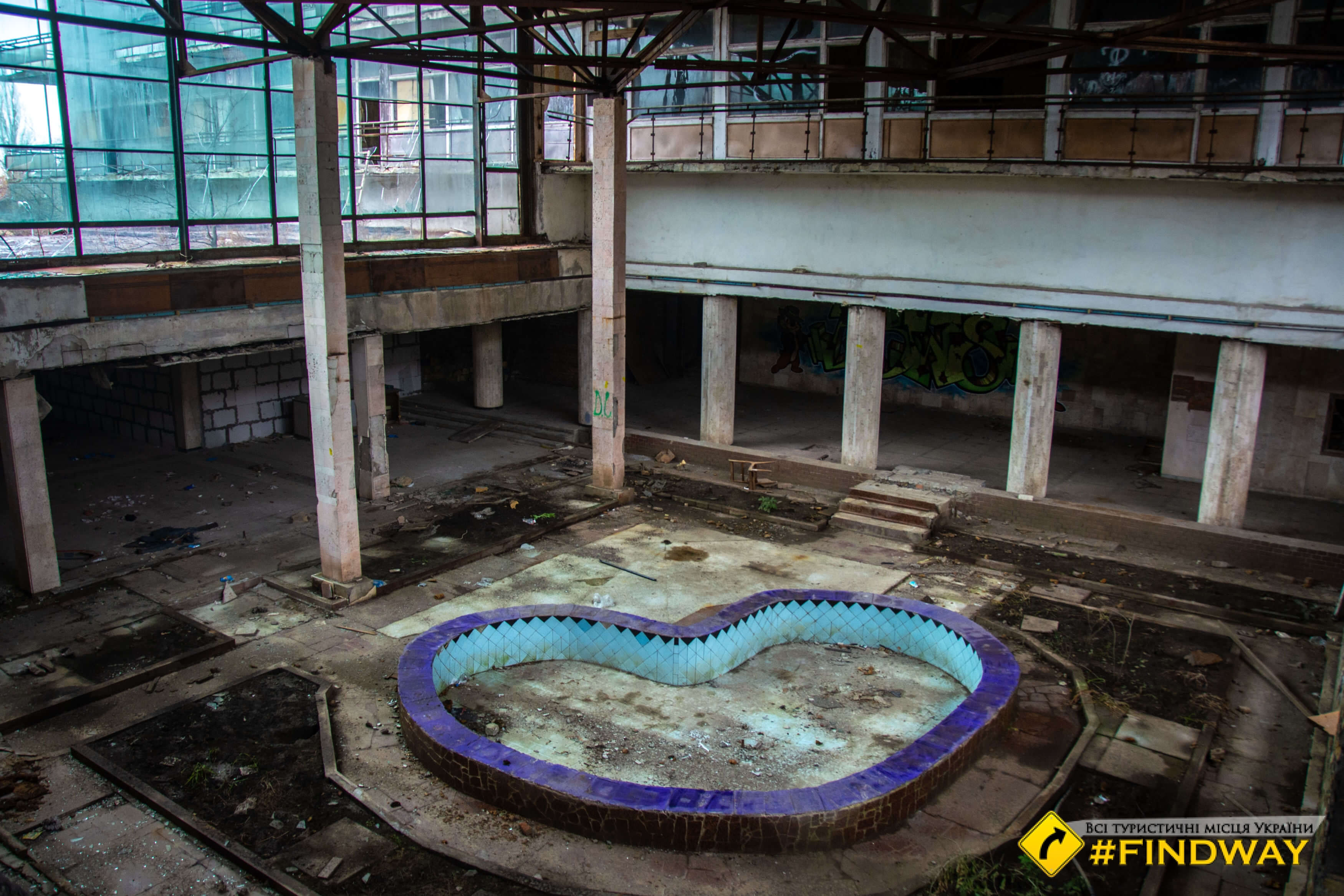 Abandoned Sanatorium Pyrohova Kuyalnyk