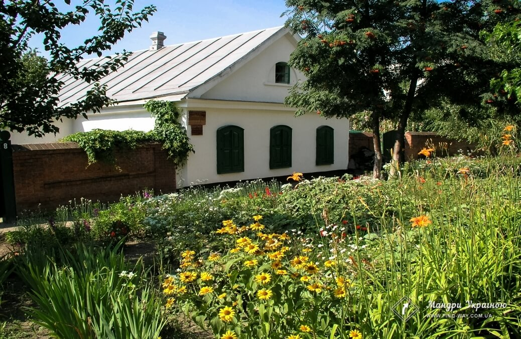 Художественно-мемориальный дом-музей Ильи Репина, Чугуев