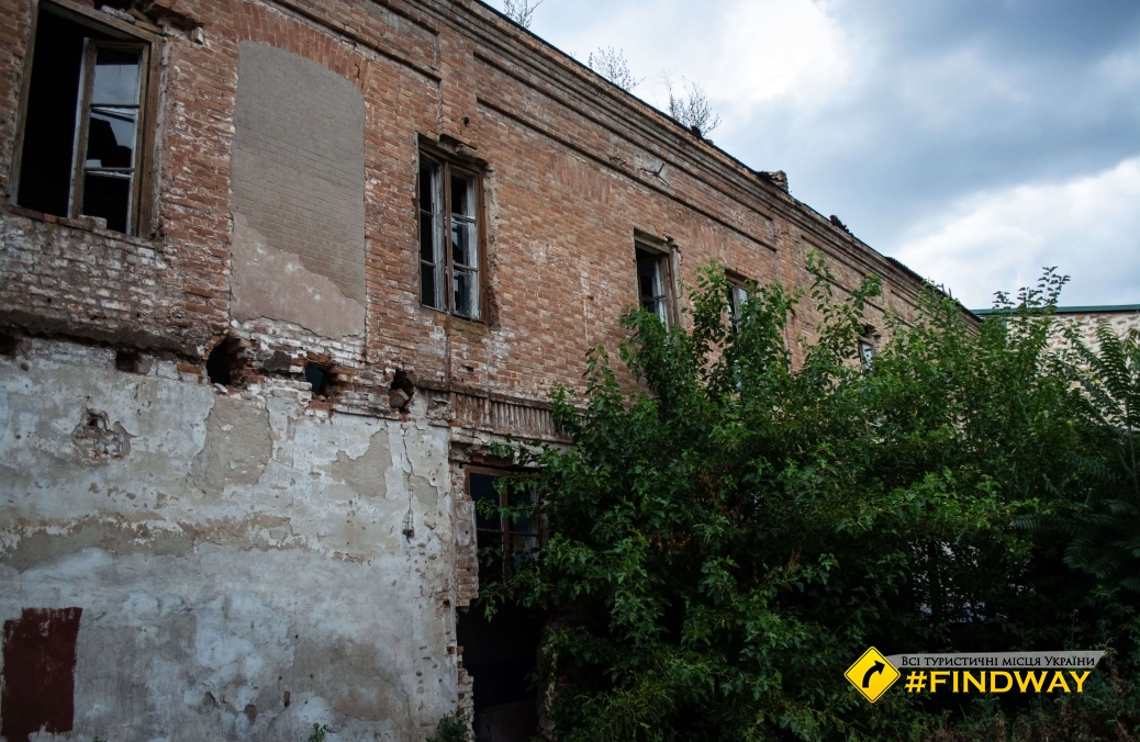Старий музей Нікополя: фотоекскурсія