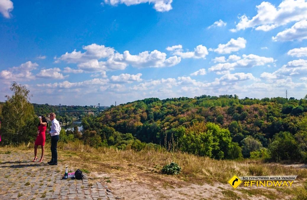 Монумент Вечной Славы (парк славы), Житомир