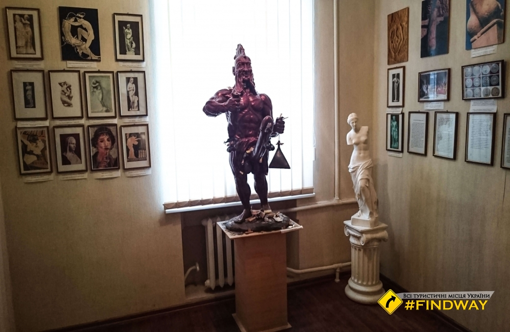 Museum of Sex and Sexual Cultures of the World, Kharkiv