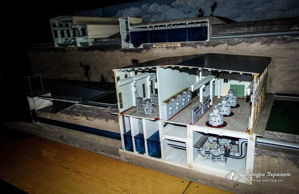 Музей води, Кочеток