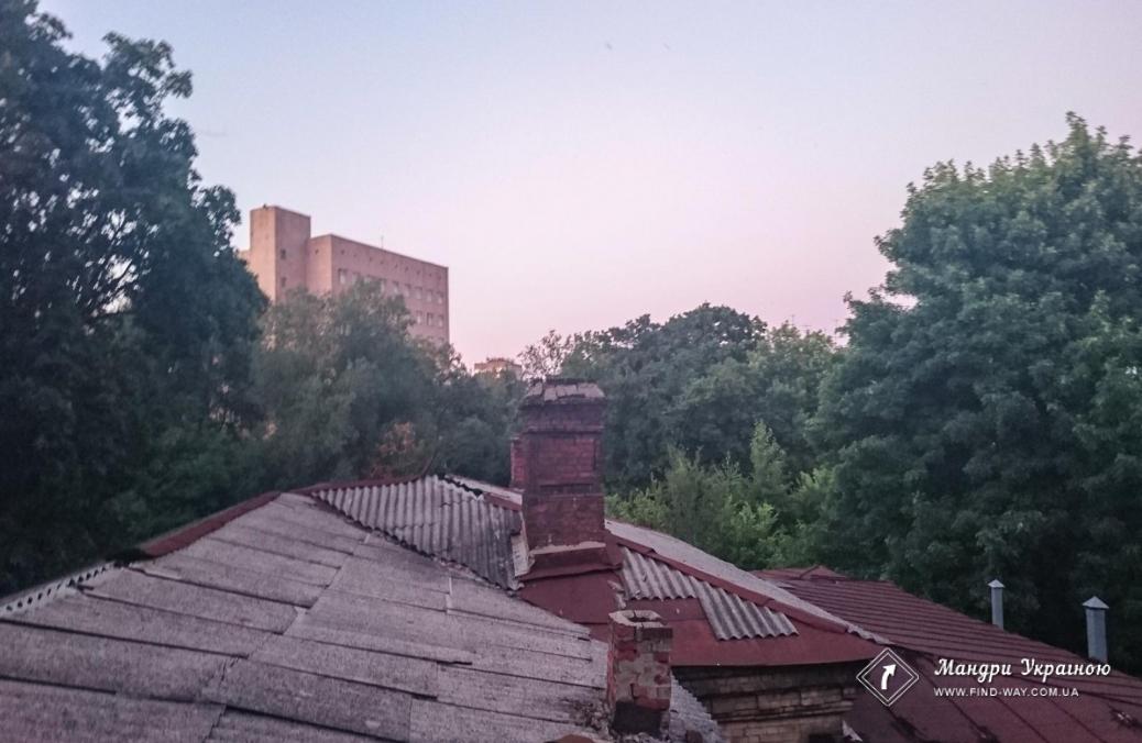 Покинута протитуберкульозна лікарня (Харків, м.Бекетова)