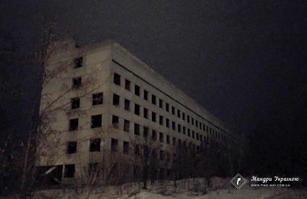 Maternity House in Oleksiivka, abandoned Hospital