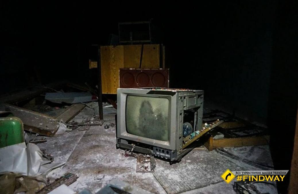 Jupiter Plant, Pripyat