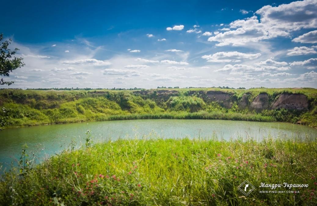Солоне озеро, с.Антонівка (Кегичівка, Красноград)