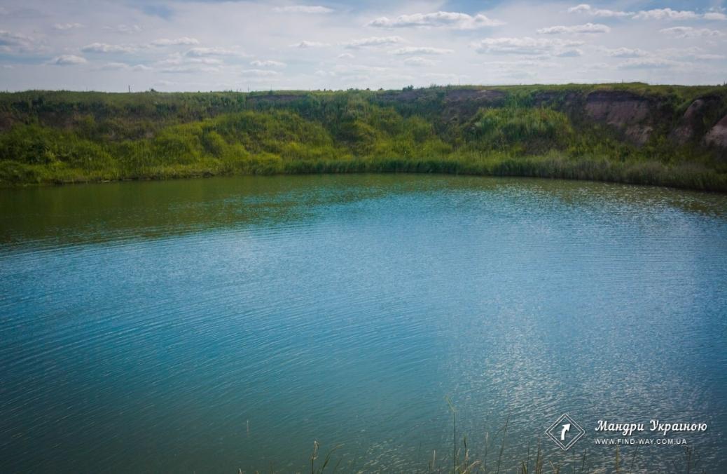 Соленое озеро, с.Антоновка (Кегичевка, Красноград)