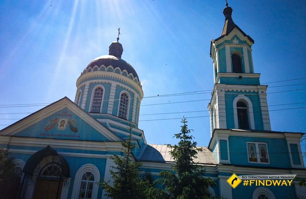 Ascension Church, Zolochiv