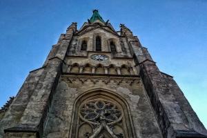 Цікаві місця України чернівці єзуїтський костел пречистого серця ісуса, чернівці