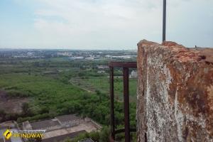 Закинутий сміттє-спалювальний завод, Харків