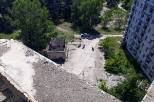 Місто-привид Орбіта, недобудована Чигиринська АЕС
