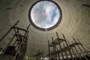 3 черга ЧАЕС (Недобудований 5 та 6 реактори), Прип'ять