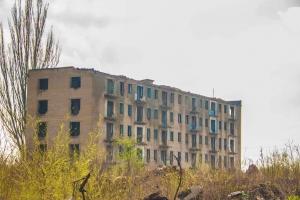 Покинуте містечко Степове (Отвод), Кривий Ріг