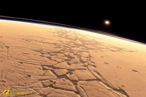 Лабиринт Ночи, Марс