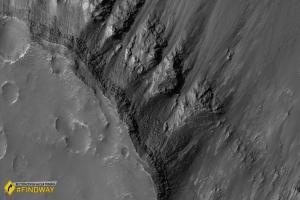 Aurorae Chaos, Mars