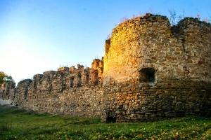 Микулинецький замок (смт. Микулинці)