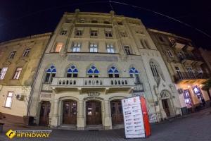 Театр Леся Курбаса, Львов
