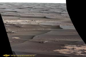 Марсоход Curiosity, Марс