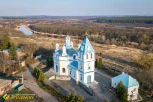 Церква Володимирської ікони Божої Матері, Кочеток