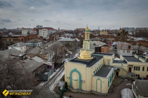 Cathedral mosque, Kharkiv