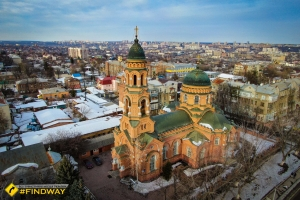 Озерянська церква, Харків