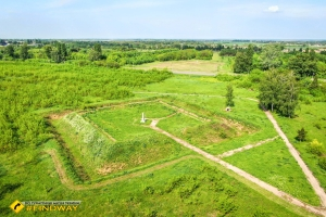Renovated redoubt, Poltava