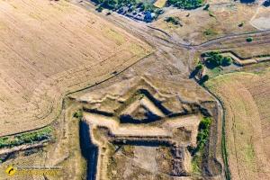 Orlovskiy Fort, Dyachkivka