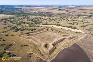 Алексеевская крепость, Первомайский