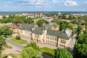 Полтавський краєзнавчий музей Кричевського