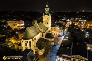 Базиліка Успіння Пресвятої Діви Марії, Львів
