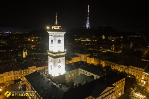 Town Hall observation deck, Lviv City Council