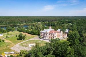 Палац Ліщинських, Кияниця