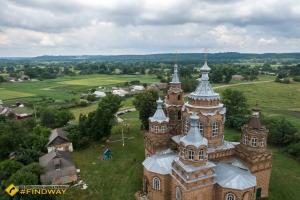 Николаевская церковь (1900), Пустовойтовка