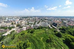 Гора Щекавица, Смотровая площадка, Киев