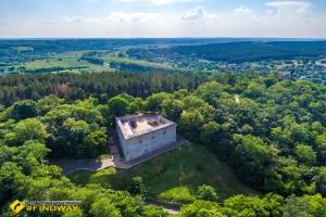 Chigirin Castle, Bastion Doroshenko, Chyhyryn