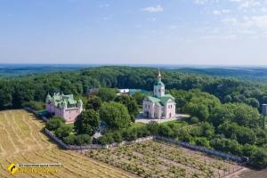 Свято-Троїцький Мотронинський жіночий монастир, Холодний Яр