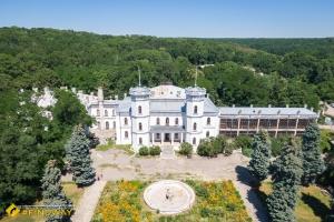 Садиба Шарівка, палац Кеніга