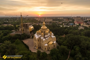 St. Michael's Cathedral, Cherkasy
