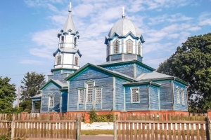 Pokrovsky church, v.Dyagova, Mena