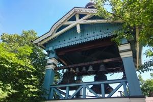 Свято-Троицкий Ионинский монастырь, Ботанический сад, Киев