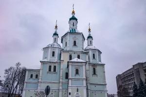 Свято-Воскресенский кафедральный собор, Сумы