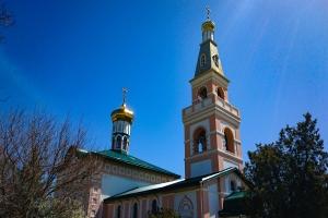Свято-Миколаївський собор, Очаків (мусульманська мечеть фортеці Ачі-Кале)